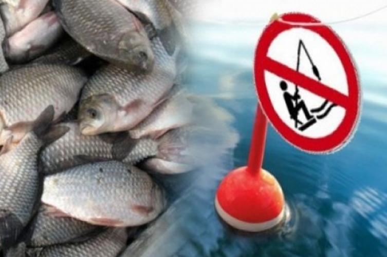 с какого числа начинается запрет на ловлю рыбы в московской области