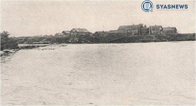 Деревня Носок, Сясьстрой